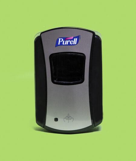 Purell 700ml Touch-free Sanitizer Dispenser