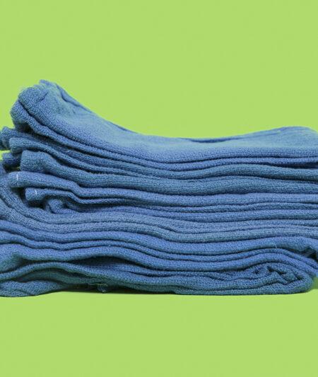 dk blue rags