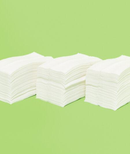 napkin stack