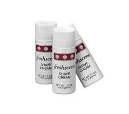 Fresh Scent Shave Cream (36/box)