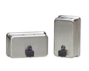 Bobrick B-211 Soap Dispenser (Horizontal)