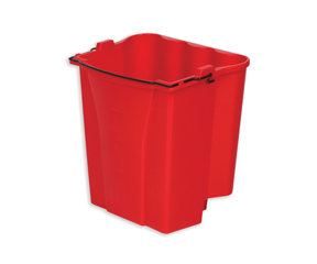 Dirty Water Bucket - Red