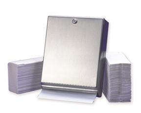 Bobrick B-262 Stainless Steel Paper Towel Dispenser