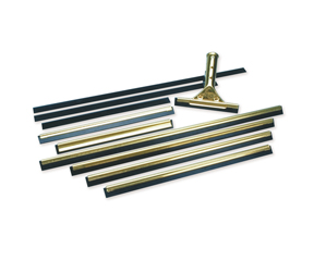 Brass Window Squeegee Handle